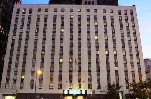 芝加哥旅程住宿酒店 - 芝加哥 - 建筑
