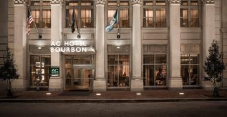 新奥尔良波旁万豪ac酒店 - 新奥尔良 - 建筑