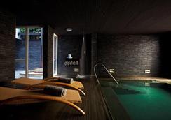 阿斯托雷卡宫酒店 - 瓦尔帕莱索 - 水疗中心