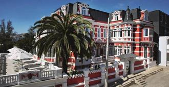 阿斯托雷卡宫酒店 - 瓦尔帕莱索 - 建筑