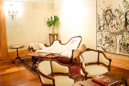 胡珀波特诺酒店 - 布宜诺斯艾利斯 - 客厅