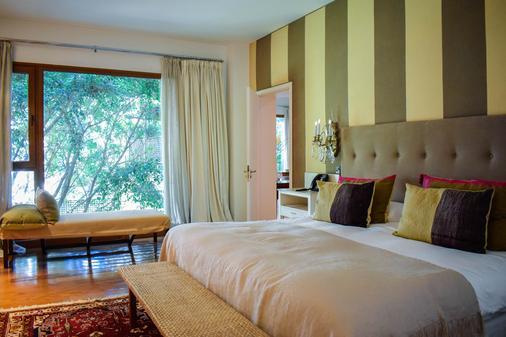 胡珀波特诺酒店 - 布宜诺斯艾利斯 - 睡房
