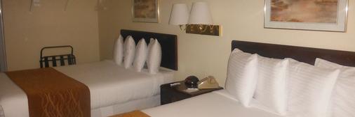湖滨豪宅酒店 - 欧塞奇湾泳滩 - 睡房
