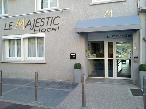 大气磅礴酒店 - 鲁西隆地区卡内 - 建筑