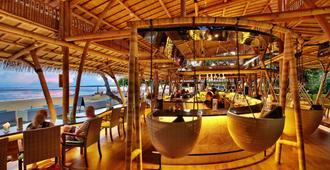 巴厘岛普拉玛沙努尔海滩酒店 - 登巴萨 - 餐馆