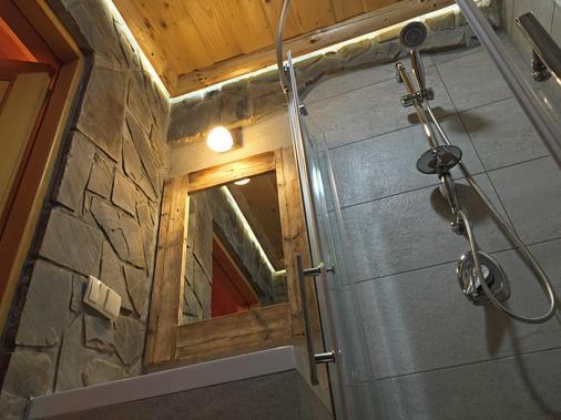 安妮旅馆 - 扎科帕内 - 浴室