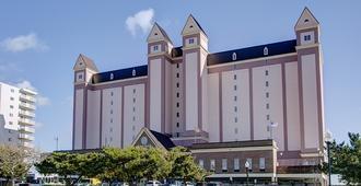 沙丘庄园酒店及沙丘套房 - 大洋城 - 建筑