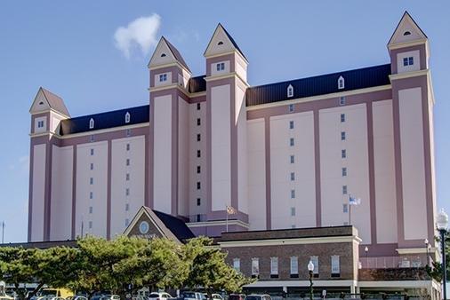 沙丘庄园酒店和沙丘套房 - 大洋城 - 建筑