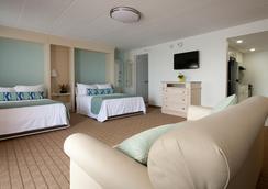 沙丘庄园酒店和沙丘套房 - 大洋城 - 睡房