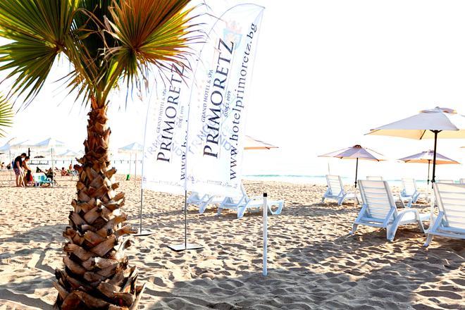 普利莫雷兹水疗大酒店 - 布尔加斯 - 海滩