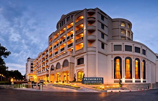 普利莫雷兹温泉大酒店 - 布尔加斯 - 建筑