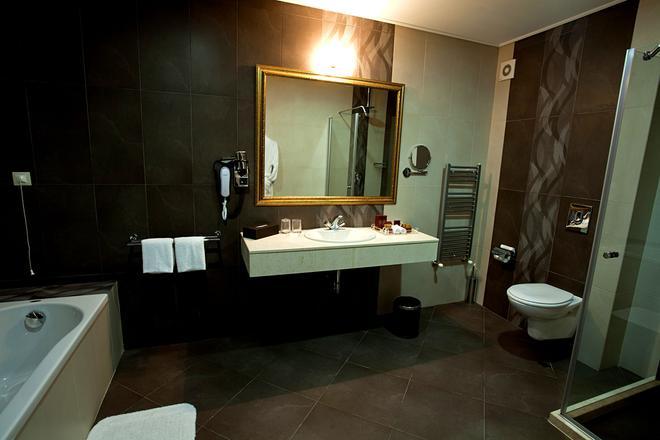 普利莫雷兹水疗大酒店 - 布尔加斯 - 浴室