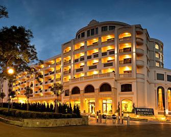 普利莫雷兹格兰德Spa酒店 - 布尔加斯 - 建筑
