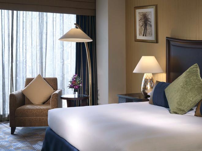 外交区丽笙水疗公寓式酒店 - 麦纳麦 - 睡房