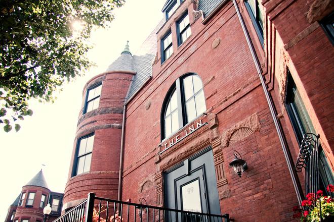 圣博托尔夫酒店 - 波士顿 - 建筑