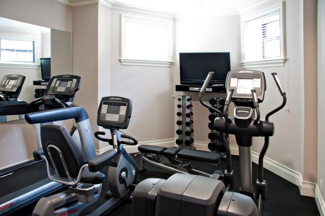 圣博托尔夫酒店 - 波士顿 - 健身房