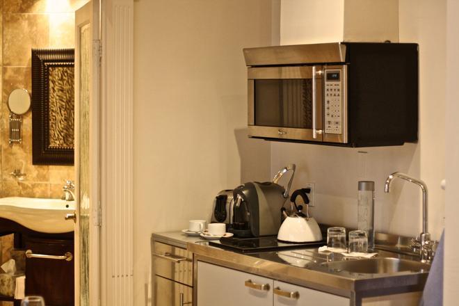 库图玛酒店 - 蒙特利尔 - 厨房