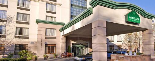 亚特兰大巴克海特温盖特温德姆酒店 - 亚特兰大 - 建筑