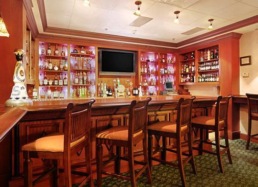 亚特兰大巴克海特温盖特温德姆酒店 - 亚特兰大 - 酒吧