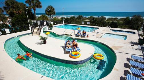 船长小屋度假酒店 - 默特尔比奇 - 游泳池