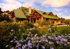 Disney's Wilderness Lodge - 博伟湖 - 建筑