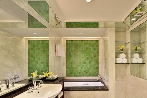 海得拉巴万豪会议中心酒店 - 海得拉巴 - 浴室
