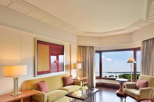 海得拉巴万豪会议中心酒店 - 海得拉巴 - 客厅