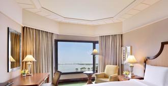 海得拉巴万豪酒店 - 海得拉巴 - 睡房