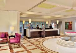 海得拉巴万豪会议中心酒店 - 海得拉巴 - 大厅