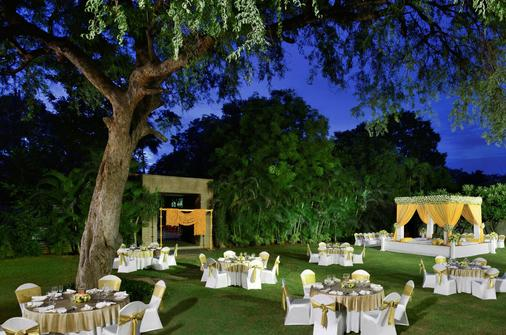 海得拉巴万豪会议中心酒店 - 海得拉巴 - 宴会厅