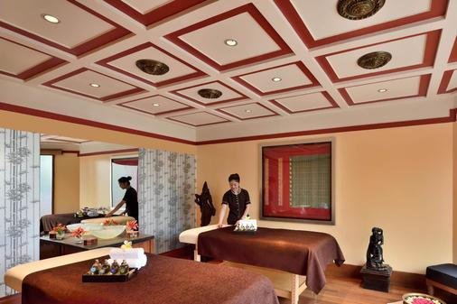 海得拉巴万豪会议中心酒店 - 海得拉巴 - 水疗中心