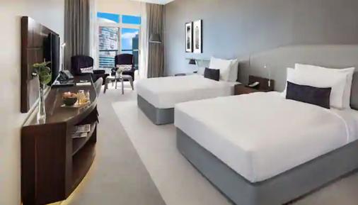 迪拜海滨丽笙酒店 - 迪拜 - 睡房