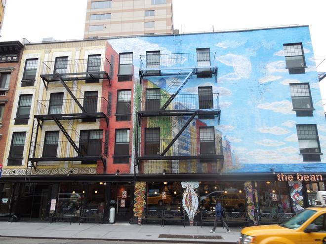 东乡村酒店 - 纽约 - 建筑