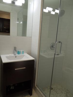 东乡村酒店 - 纽约 - 浴室