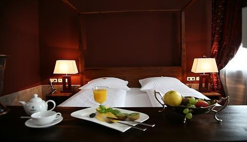 柏林阿登那广场餐厅酒店 - 柏林 - 食物