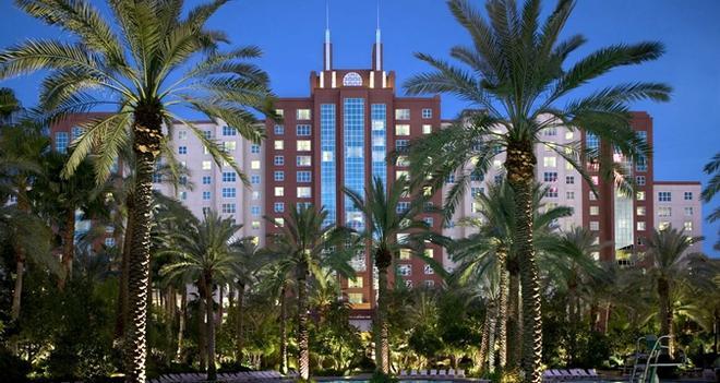 佛朗明哥希尔顿格兰德假日套房酒店 - 拉斯维加斯 - 建筑