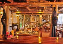 帕洛阿尔托住宿加早餐酒店 - Puerto Princesa - 餐馆
