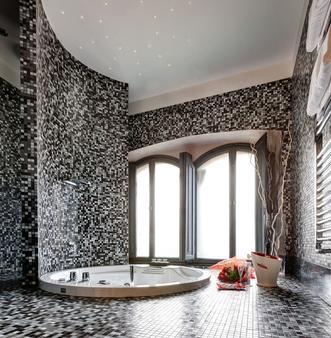 达尔马酒店 - 罗马 - 浴室