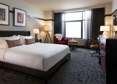 金普敦吉尼美酒店 - 密尔沃基 - 睡房