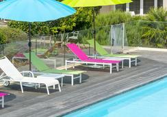 戴安酒店 - 图卢兹 - 游泳池