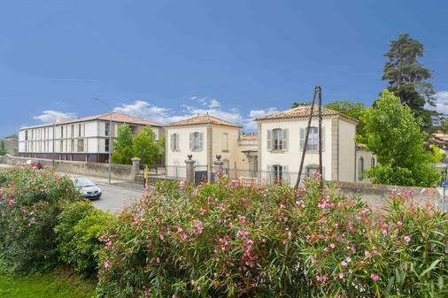 樱红南卡尔卡松公寓式酒店 - Carcassonne - 建筑