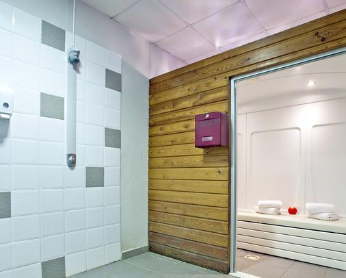 樱红南卡尔卡松公寓式酒店 - Carcassonne - 水疗中心