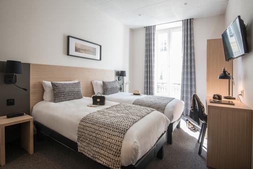 圣戈塔尔酒店 - 尼斯 - 睡房