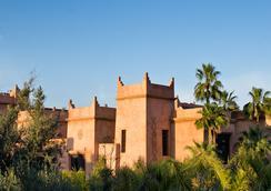 提格米萨精品酒店及 Spa - 马拉喀什 - 户外景观
