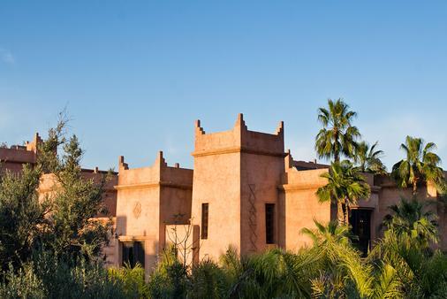 提格扎套房酒店 - 马拉喀什 - 户外景观