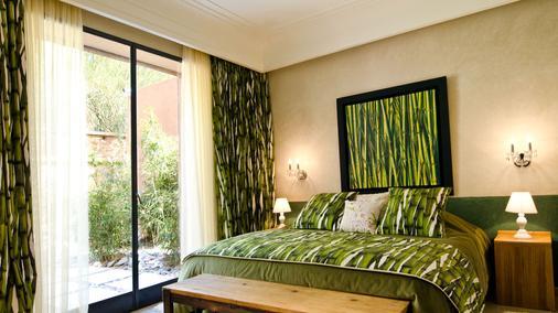 提格扎套房酒店 - 马拉喀什 - 睡房