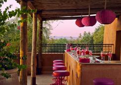 提格米萨精品酒店及 Spa - 马拉喀什 - 酒吧