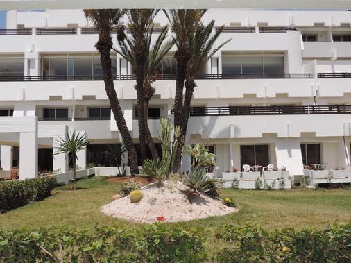 阿列格鲁阿盖迪尔酒店 - 阿加迪尔 - 建筑
