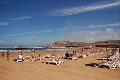 阿列格鲁阿盖迪尔酒店 - 阿加迪尔 - 海滩
