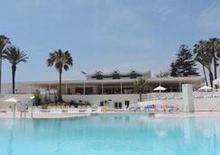 阿列格鲁阿盖迪尔酒店 - 阿加迪尔 - 游泳池